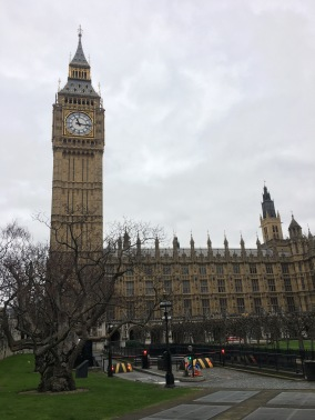 Big Ben & British Parliament